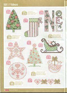 Gallery.ru / Фото #14 - Cross Stitch Crazy 169 ноябрь 2012 + приложение Christmas Co - tymannost