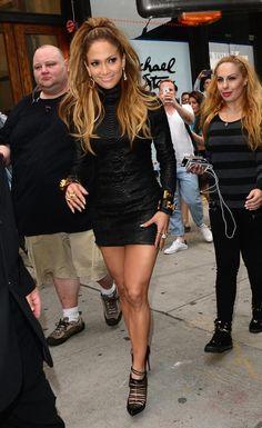 Jennifer Lopez is fooling around the 'The Boy Next Door.'