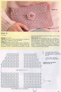 Anjinha OF CROCHE: Çantalar