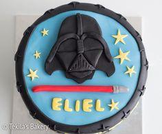 Darth Vader cake. www.tekila.fi