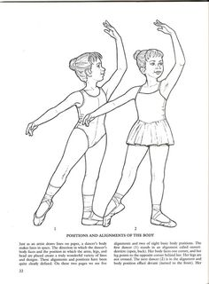 Ballet Class Coloring Pages - All About Pointe Ballet Steps, Ballet Moves, Dance Coloring Pages, Baby Ballet, Ballet Art, Dance Pictures, Dance Pics, Dance Images, Dance Crafts