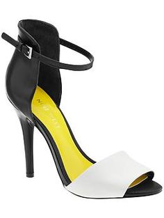 Nine West Acre - I must have these for the spring. I MUST!