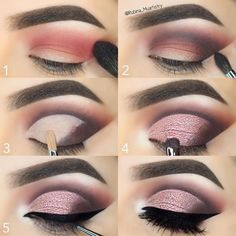 I'm warming up to the cut crease from everything has to be well blended. Beautiful color