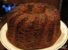 Кекс на кефире с вареньем - пошаговый рецепт с фото на Повар.ру