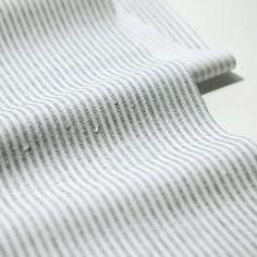 L039 Nature : Stripe 1400mm Laminated Fabric – Dailylike Australia