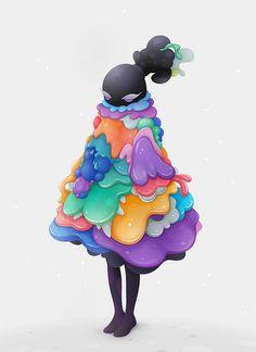 'Lollipop Queen' by zutto