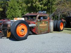 Rat Rod. CLICK the PICTURE or check out my BLOG for more…