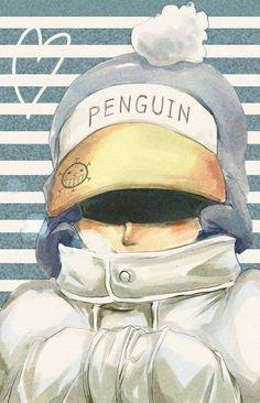 Penguin #one piece