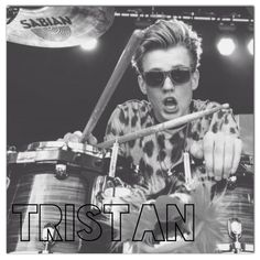 Me and Tristan have the same last name that must mean its ment to be....right?