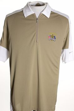 928e86c2 Details about Men's Ryder Cup Valhalla Nike Golf Dri Fit Short Sleeve Polo  Shirt Size Large L