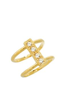 Erica Anenberg Beau Ideal Ring. Hautelook