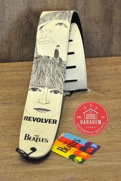 Correias Planet Waves dos Beatles