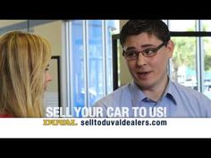 Sell your car to us! Selltoduvaldealers.com