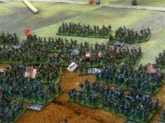 Acw Fort Donelson Battle In 15 Mm