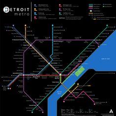 Detroit transportation brainstorm