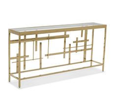 Mitchell Gold + Bob Williams: Classic Modern Home Furnishings Steel Furniture, Find Furniture, Table Furniture, Furniture Design, Modern Console Tables, Modern Table, Coffee And End Tables, Piece A Vivre, Decoration