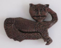 Kitten in the viking age. Oseberg kitten found in Viking Grave (female). Vikings Game, Norse Vikings, Viking Art, Viking Ship, Viking Designs, Viking Culture, Viking Dress, Old Norse, Early Middle Ages