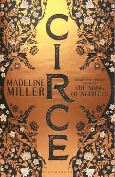 Circe By: Madeline Miller book cover design New Books, Good Books, Books To Read, Ravenclaw, Homer Odyssey, Roman, Memoir Writing, Thing 1, Beautiful Book Covers
