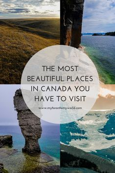 Canada is a giant country and arguably one of the most beautiful countries in the world. Check out this list of the most beautiful places in Canada. Quebec, Montreal, Places To Travel, Places To See, Toronto, Canada Destinations, Visit Canada, Canada Travel, Canada Trip
