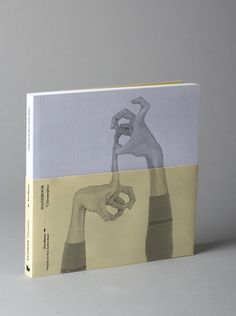 Would be nicer if the dustjacket paper was glued to the cover.  Nico Baixas Catalogue (Editorial) by Lo Siento Studio, Barcelona