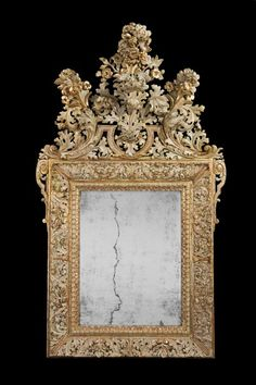 OnlineGalleries.com - Early 18th Century Swedish Mirror