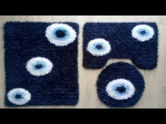 YouTube Youtube, Rugs, Accessories, Basket, Decor Pillows, Farmhouse Rugs, Cross Stitch, Ideas, Log Projects