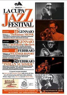 Ancona al via La Cupa Jazz Festival