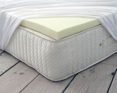Perhaps Any New Cot Mattress Topper Are Meant To Air Them For Sometime And It Will Pass The Smell Non Allergenic Memory Foam
