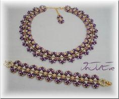 Schéma Bracelet Syava (Ville de Russie) - Les perles de VinJulEve
