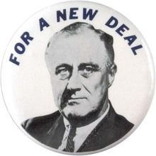 New Deal was a set of economic reforms established by FDR to bring America's economy out of the Great Depression. Known for the 3 r's: relief, recovery, and reform. President Roosevelt, Franklin Roosevelt, President Fdr, American Presidents, Us Presidents, Us History, American History, History, Argentina