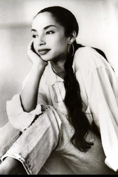Sade. Simply gorgeous.