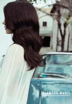 Retro Glamour Waves...wanna learn how to do this. any ideas?
