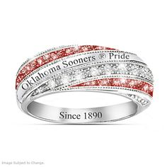 Sooners In Vogue Ring