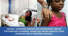 COMPROMISSO CONSCIENTE: Vacinas HPV - Três meninas continuam hospitalizada...