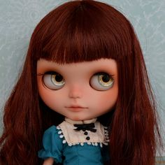 Rowan Ooak custom blythe doll by natcase1 by natcase1customs, $650.00
