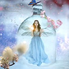 Beautiful Angels Pictures, Cute Love Pictures, Beautiful Photos Of Nature, Beautiful Fantasy Art, Beautiful Gif, Beautiful Artwork, Anime Art Fantasy, Fantasy Art Women, Angel Images