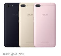 Asus ZenFone 4 Max revealed in Russia