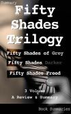 Luv this Series: Fifty Shades Trilogy: A Review & Analysis of Fifty Shades of Grey, Fifty Shades Darker, Fifty Shades Freed, 3 Volume, A Review & Summary