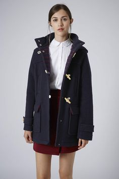 superdry womens paddington duffle coat - A Club at the Merchants Hall