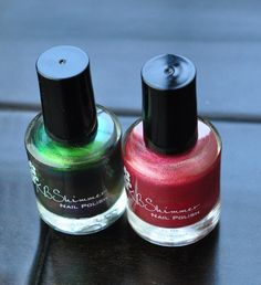KB Shimmer Nail Lacquer Review