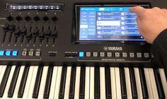a schutzstickerset volumen display y proteccion usb para yamaha pertenecientesa keyboard