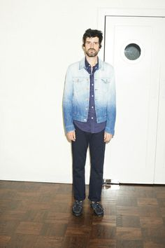 Band of Outsiders Spring 2014 Menswear