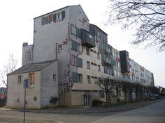 lucien kroll - Google 검색 Lucien Kroll, Delft, Multi Story Building, Street View, Architecture, House, Graduation, Auction, Google