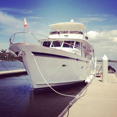M.V Rhemtide, Built in the early 1970's by Jack Hardgrave. Rhemtide is 76' and a super yacht of the 70's