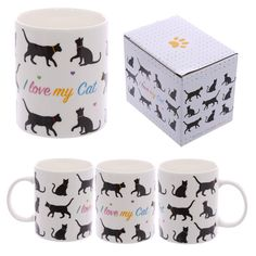 We found Fun New Bone Chin..., just for you! (Also makes a great gift) http://moondials-madness.myshopify.com/products/fun-new-bone-china-mug-i-love-my-cat?utm_campaign=social_autopilot&utm_source=pin&utm_medium=pin