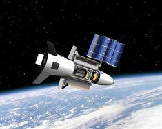 Força Aérea dos Estados Unidos tem avião em órbita há mais de 600 dias | Blogue alien's & android's
