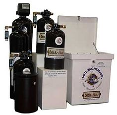 Yacht-Mate Water Softeners Products