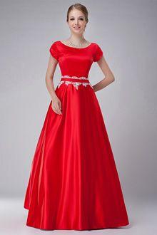 Cheap Red Ball Gowns - Bigballgowns.