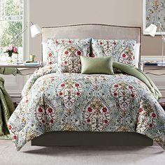 Victoria Classics Evelyn 6-pc. Comforter & Coverlet Set