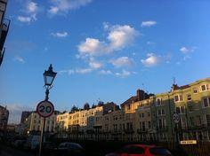 Brighton in the sun - peonyandblue.com